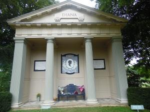 lady di's memorial